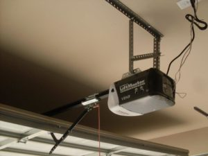 garage door opener installed in North Little Rock, Arkansas