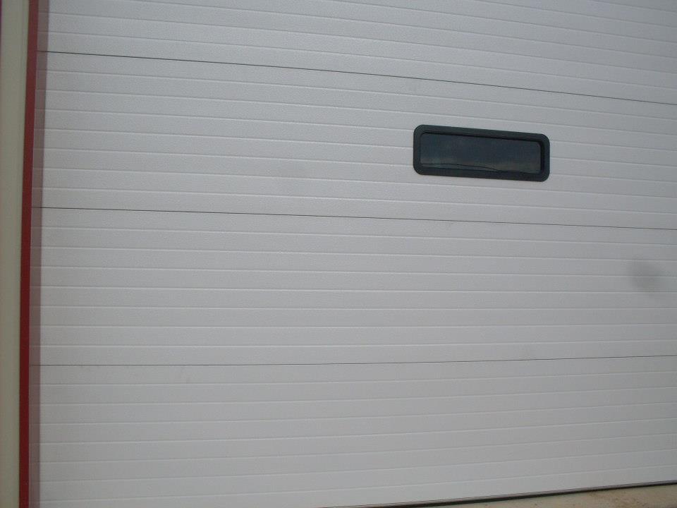 Commercial Garage Door Replacement