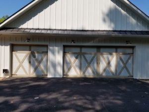 upgraded garage doors in cabot, ar