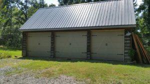 garage doors replaced in benton ar